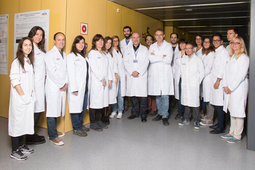 Physiopathology group of the University of Lleida